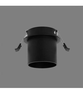 Zoom Empotrable Mini GU10 LED Negro