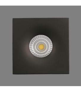Doro Empotrable GU10 LED Negro