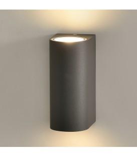 Boj Aplique/15cm LED 3000K Antracita