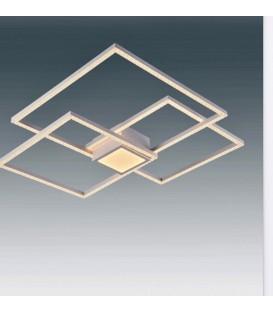 GLITTER Plafon LED 64w blanco