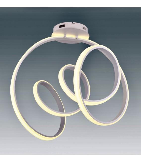 TRANSCENDENCE II Colgante Blanco 60W LED