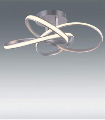 ORBITAL Plafon plata 55w LED CCT variable