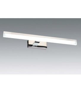 Aplique rectangular 12w LED