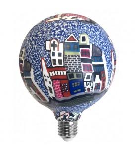 Lámpara casas de silicona 4W