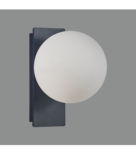 Kin Aplique LED 3000K Negro