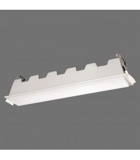 Alexia Empotrable/28cm LED 3000K Blanco