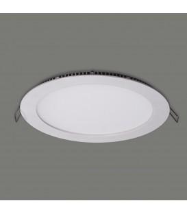 Yon Empotrable/22cm LED 4000K Blanco