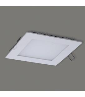 Niga Empotrable/22cm LED 4000K Blanco