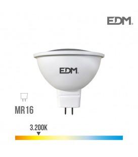 BOMBILLA DICROICA LED GU5.3 12V 5W 450 LM 3200K LUZ CALIDA